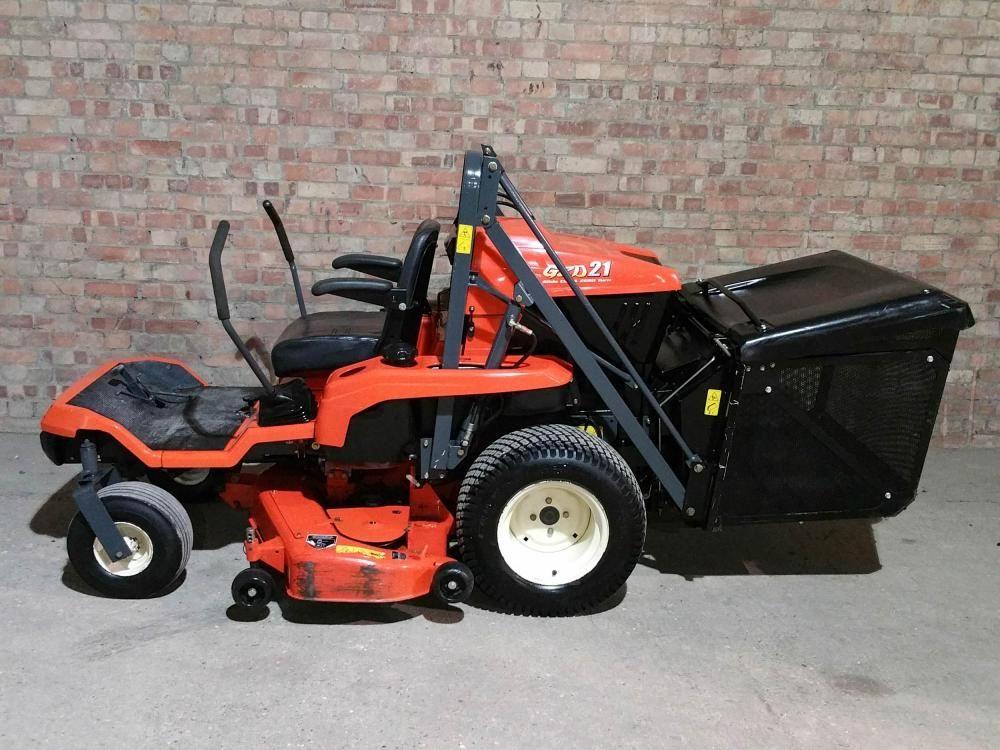 Kubota Gzd21 Zero Turn Mower Used Trucks Zero Turn Mowers Tractors