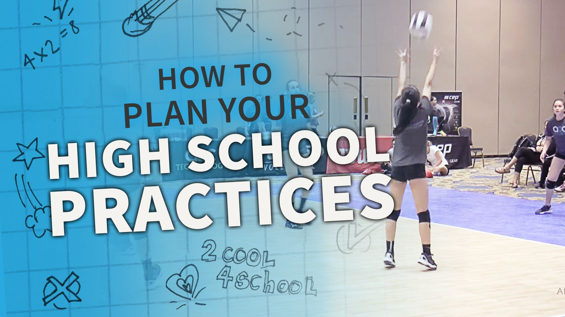 How To Plan Your High School Practices The Art Of Coaching Volleyball Coaching Volleyball Volleyball Practice Plans Volleyball Practice