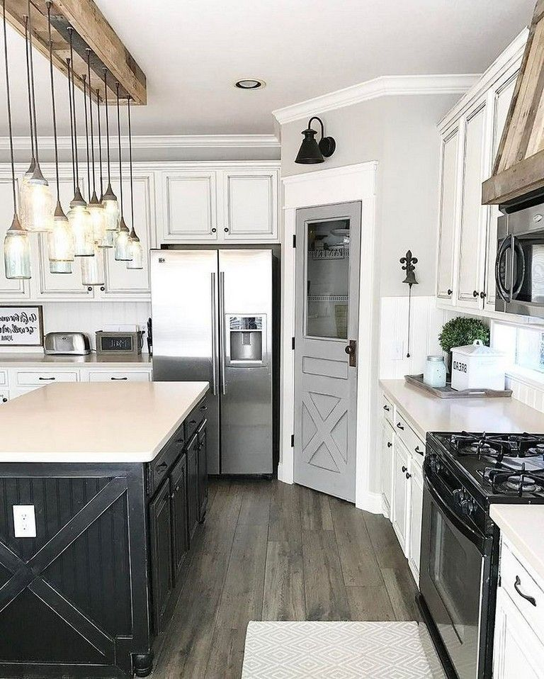 10+ Awesome Farmhouse Kitchen Ideas on a Budget for 2018