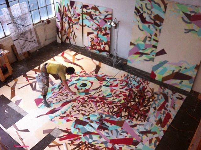 Tessa Hulls Google Search Murals Pinterest Art