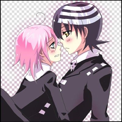 Gallery For > Death The Kid And Crona Yaoi
