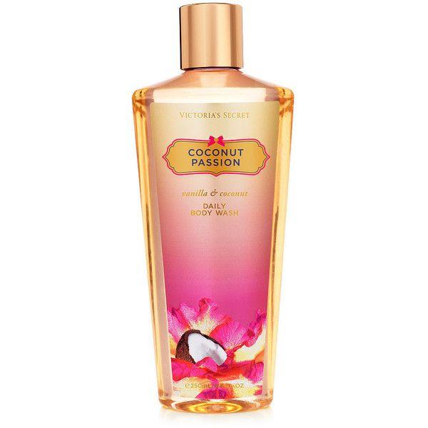 A Seductive Warm Fragrance Seduce With Coconut Passion A Rendezvous Of Rich Vanilla And Warm Coco Victoria Secrets Coconut Passion Body Wash Victoria Secret