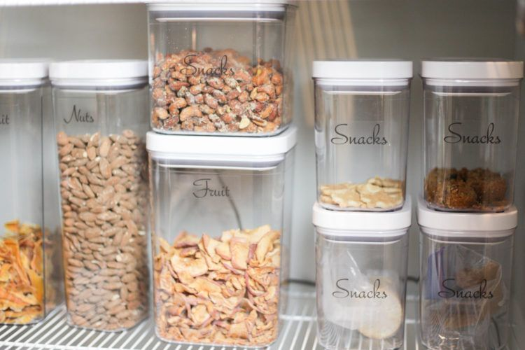 7 Kitchen Pantry Organization Ideas - Style + Dwell #pantryorganizationideas