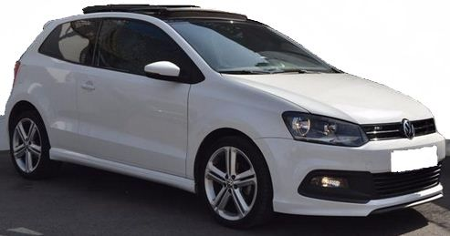 2014 Volkswagen Polo 1 2 Tsi R Line 3 Door Hatchback Volkswagen Polo Hatchback Cars Hatchback