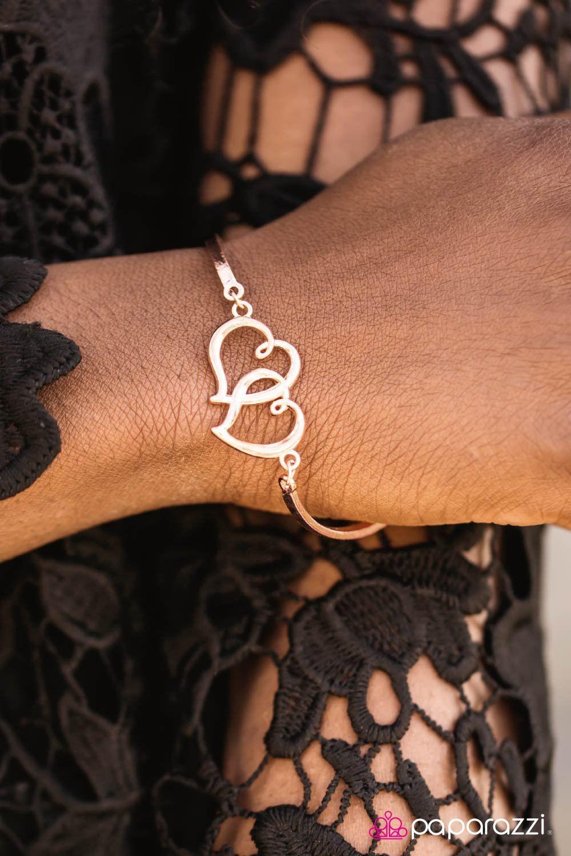 Courage Dear Heart Copper Bracelet