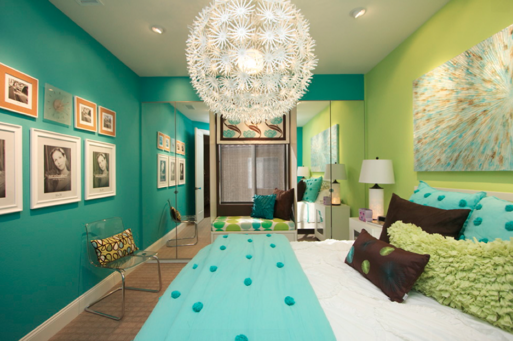 Captivating 23 Turquoise Room Ideas For Newer Look Of Your House