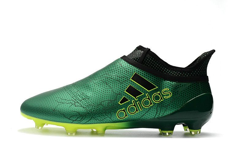 new product 981d3 acacc Adidas Ace 17+ Purecontrol Purechaos FG 2018 World Cup Cadmium Green Black  Yellow