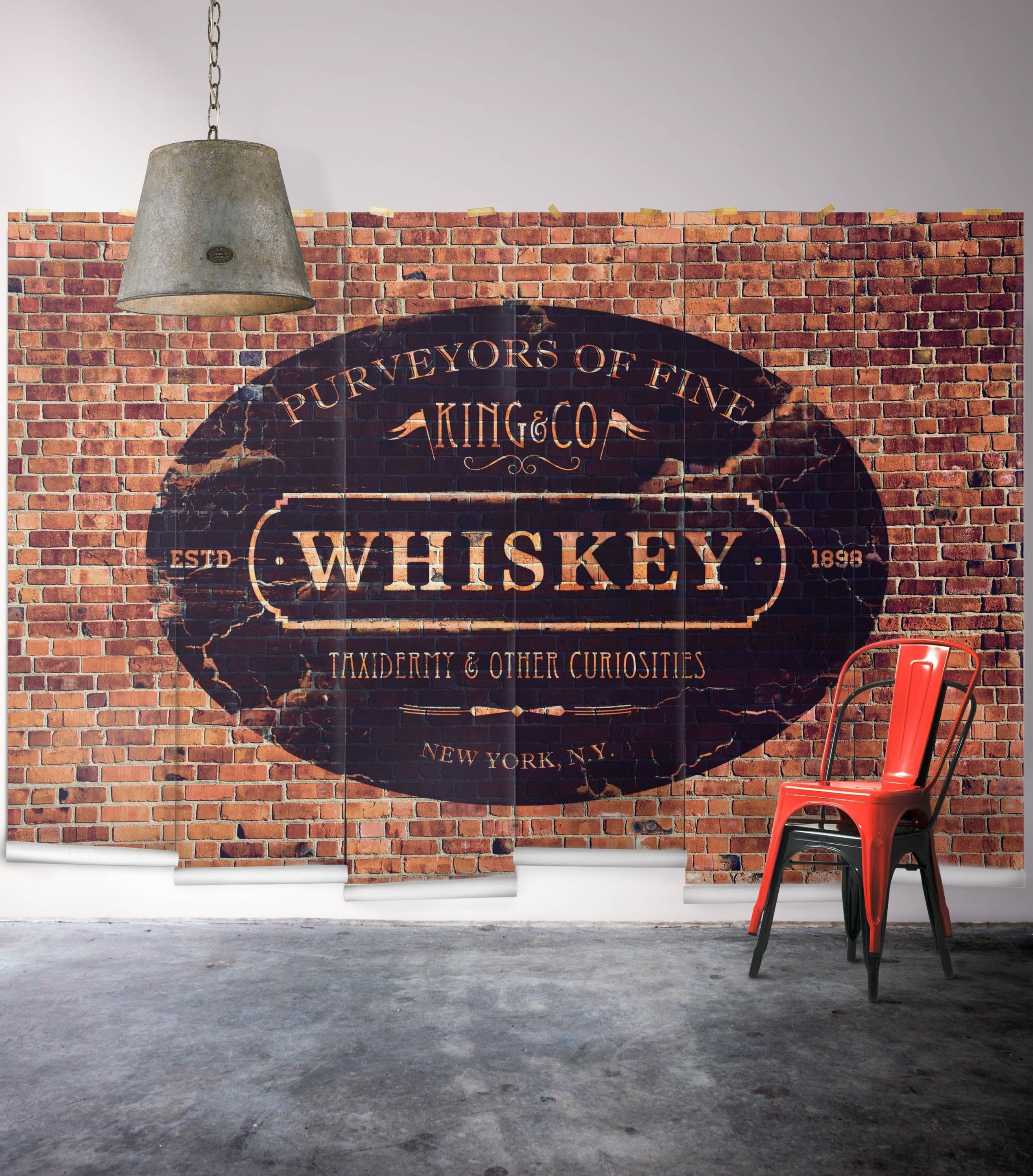 Whiskey Wall Mural From Wallpaper Republic Size Small 398