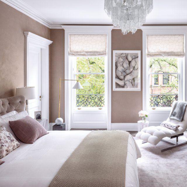 Une maison victorienne sophistiquée comme on aime Wall colors - couleur peinture pour chambre a coucher