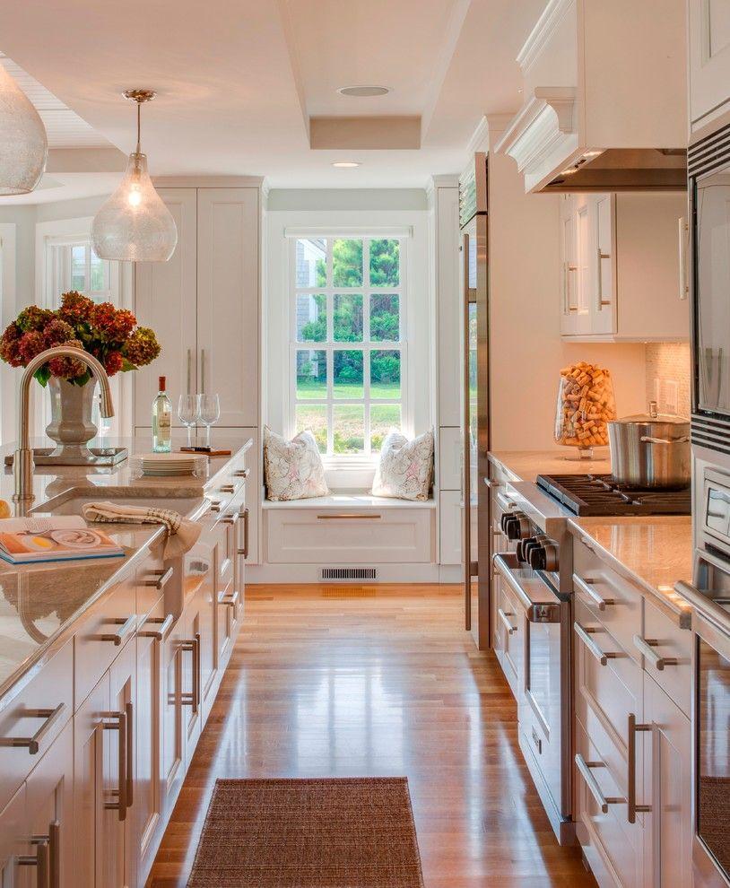 Beach style kitchen kitchens i love pinterest kitchens