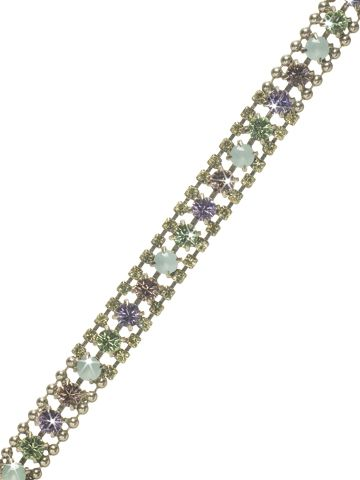 Right on Track Bracelet in Cupcake by Sorrelli - $107.50 (http://www.sorrelli.com/products/BCN5ASCUP)