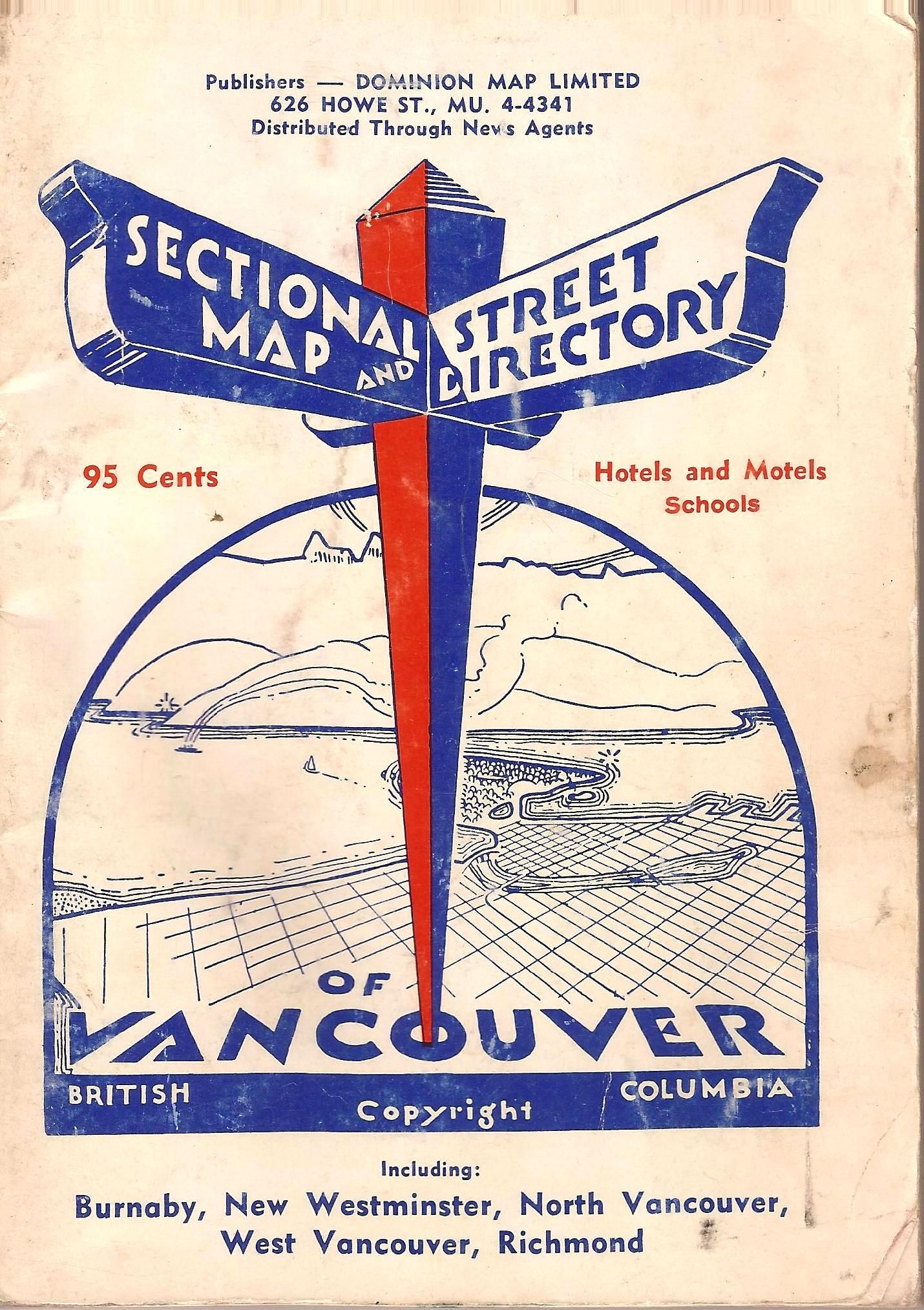 This turn-of-the-1970s pocket atlas of Vancouver and area comes from my own bookshelf. It's a bit bland design-wise, but it was functional,…