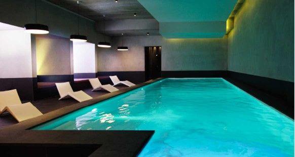 Spa de luxe proche de Paris en bord de Seine, avec piscine - Gites De France Avec Piscine Interieure
