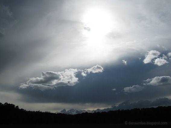 Die Raumfee: In heaven No. 67 - Horizontsuche.