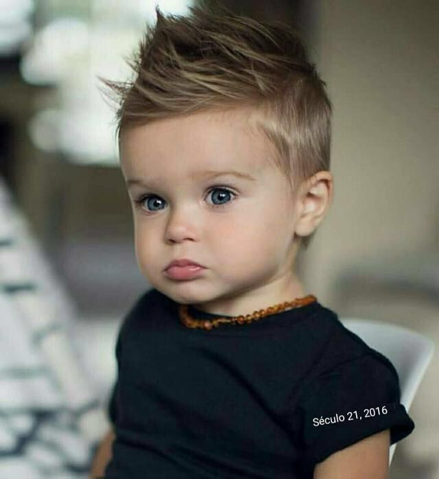 Kids Hairstyles Ideas Trendy And Cute Toddler Boy Kids Haircuts