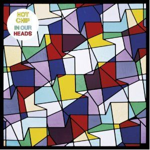 In Our Heads is the 5th album from English quintet Hot Chip. It's eleven stellar tracks of hyper-infectious pop, fizzing percussion and addictive bass line; there is even a gorgeous ballad or two!