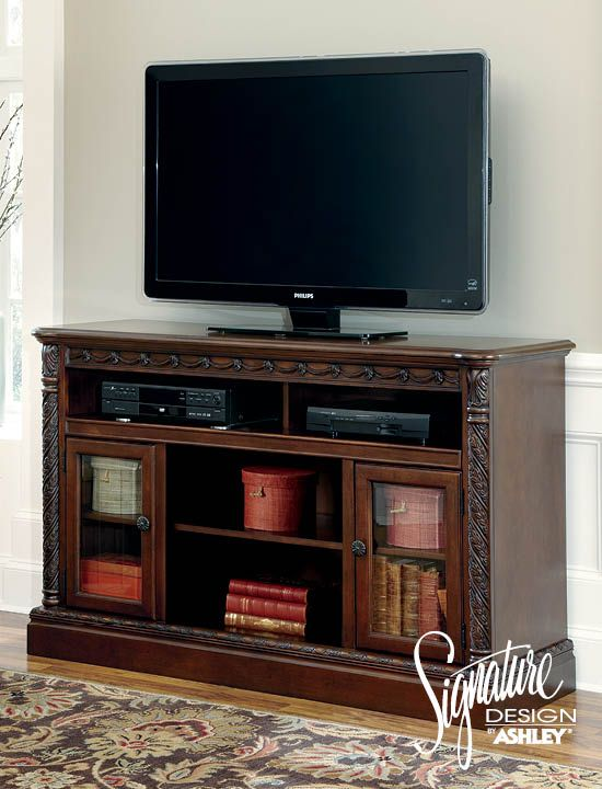 North S Tv Stand Ashley Furniture