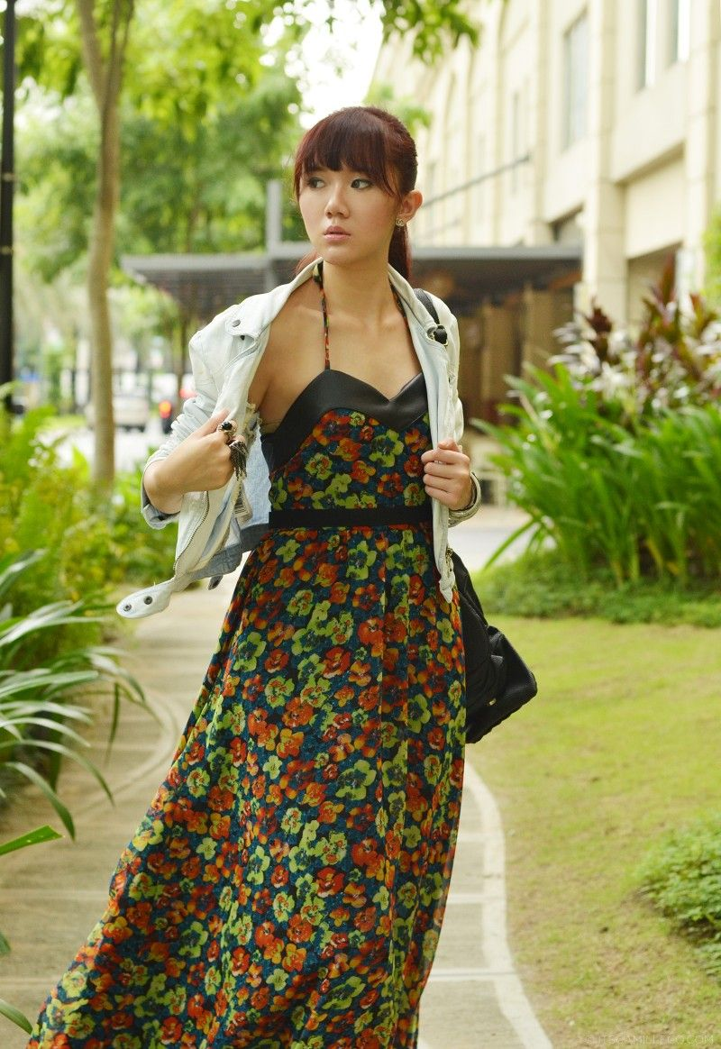 Camille Tries to Blog | Boho Rock