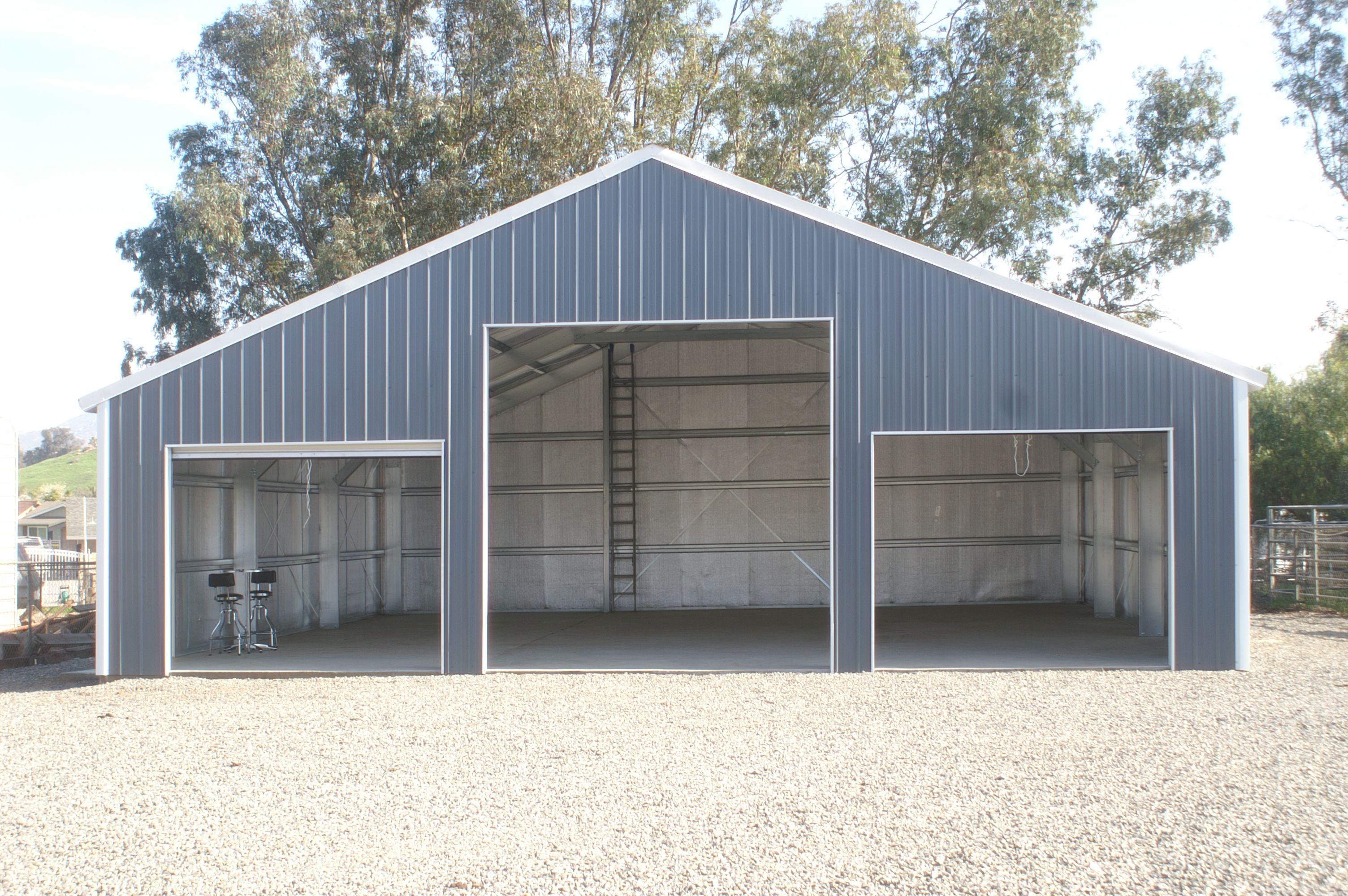 barn style garage kits