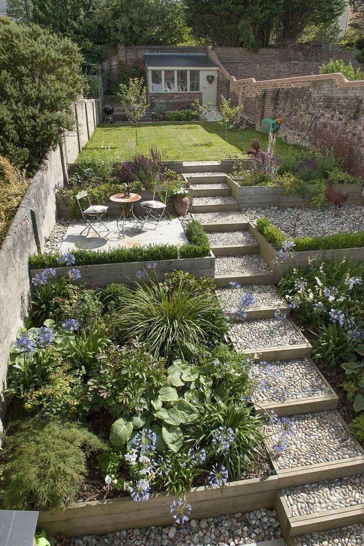 Sloped Front Yard Landscaping Landscaping#front # ...