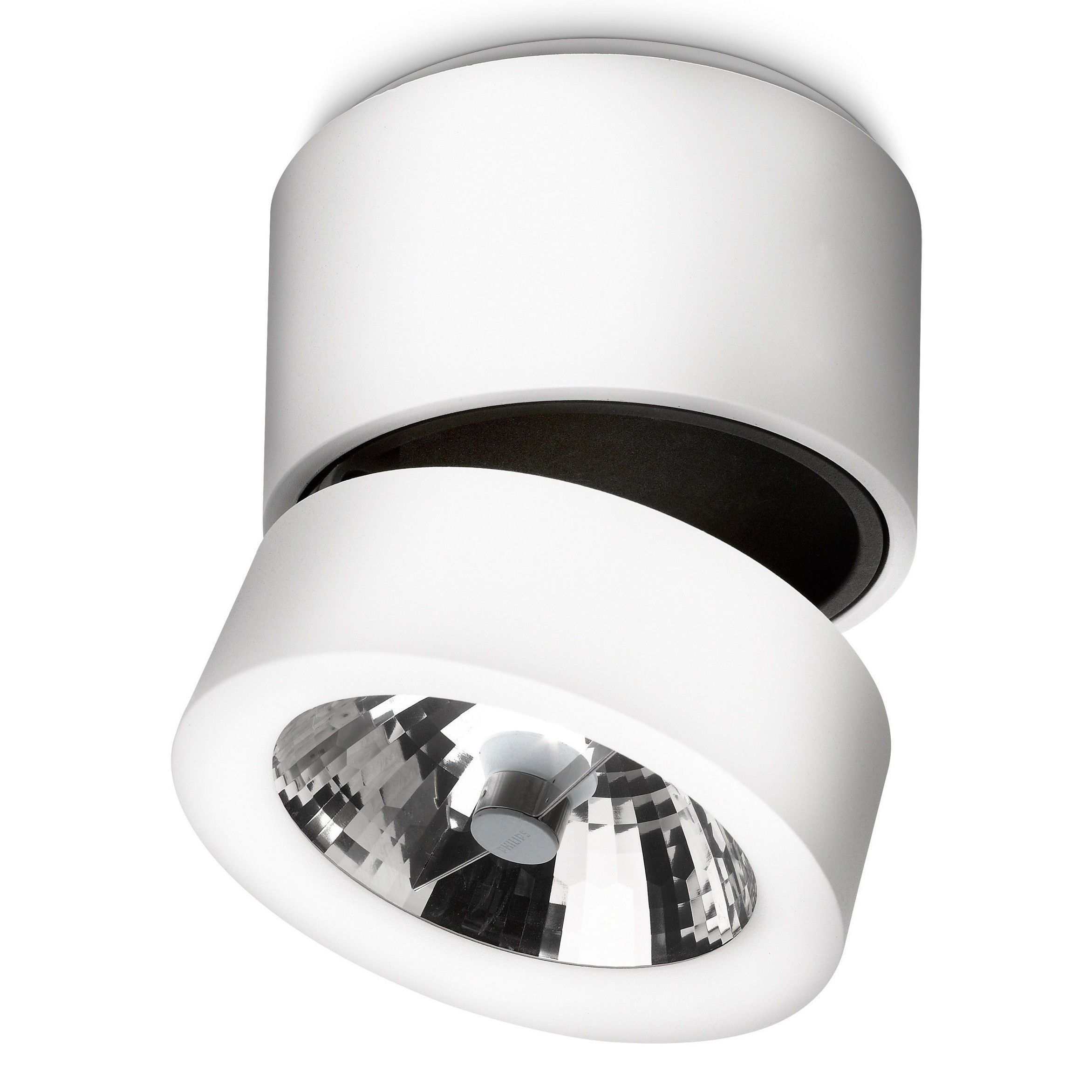 tubiz spot lirio by philips lamplicht hal plafond led verlichting