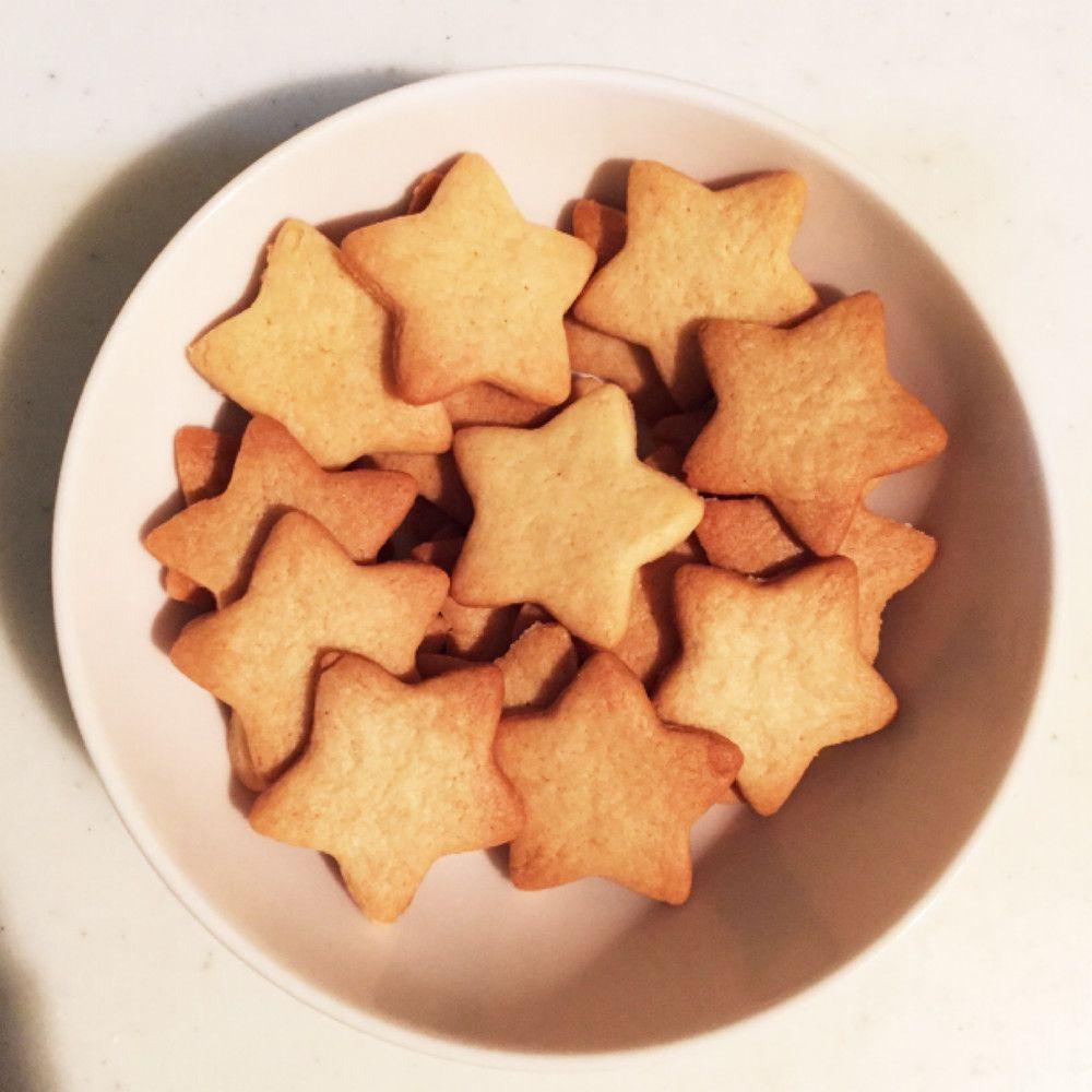 簡単 クッキー