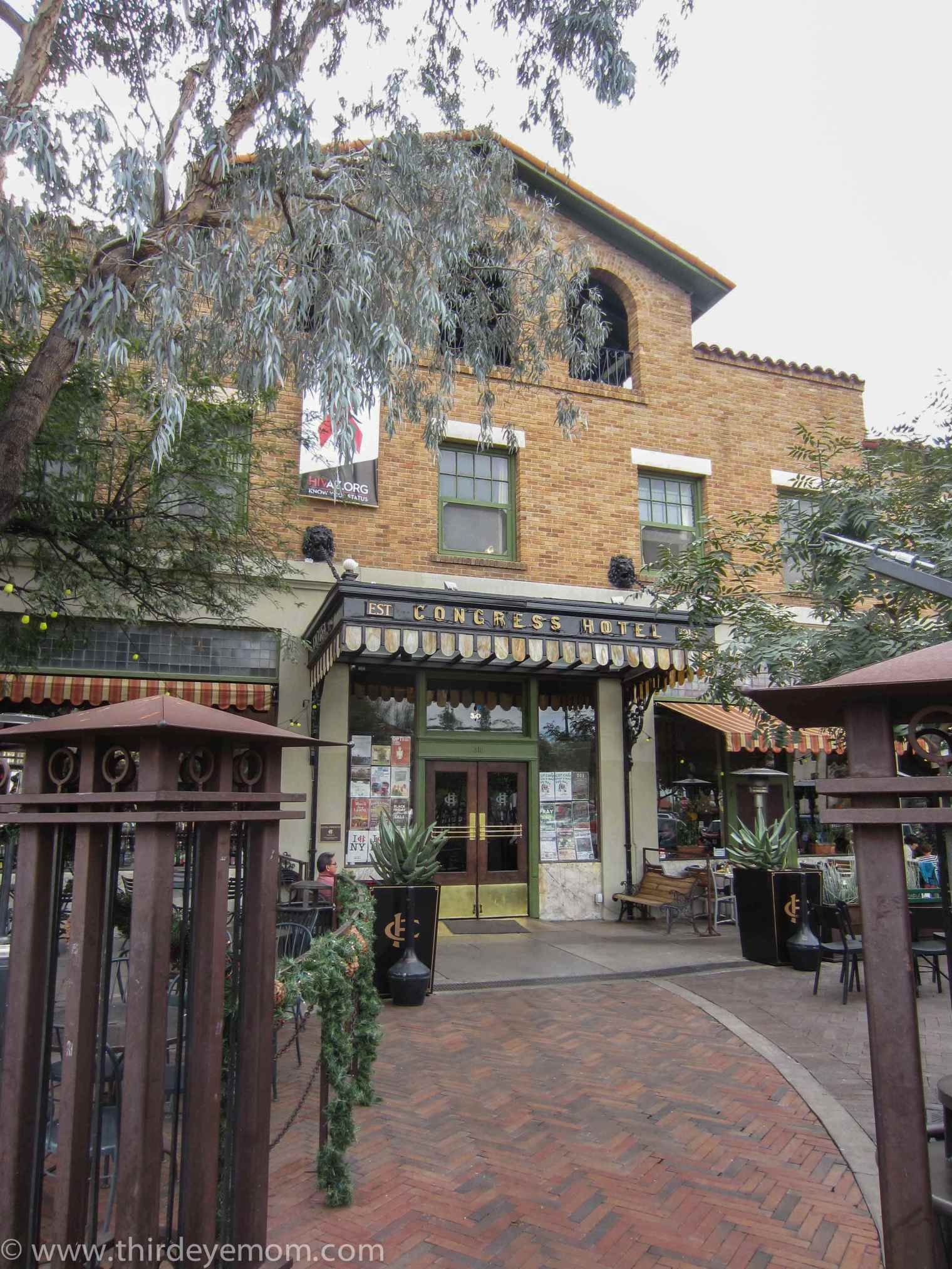 AC Hotel Tucson Downtown Exterior #Guest, #memorable, #