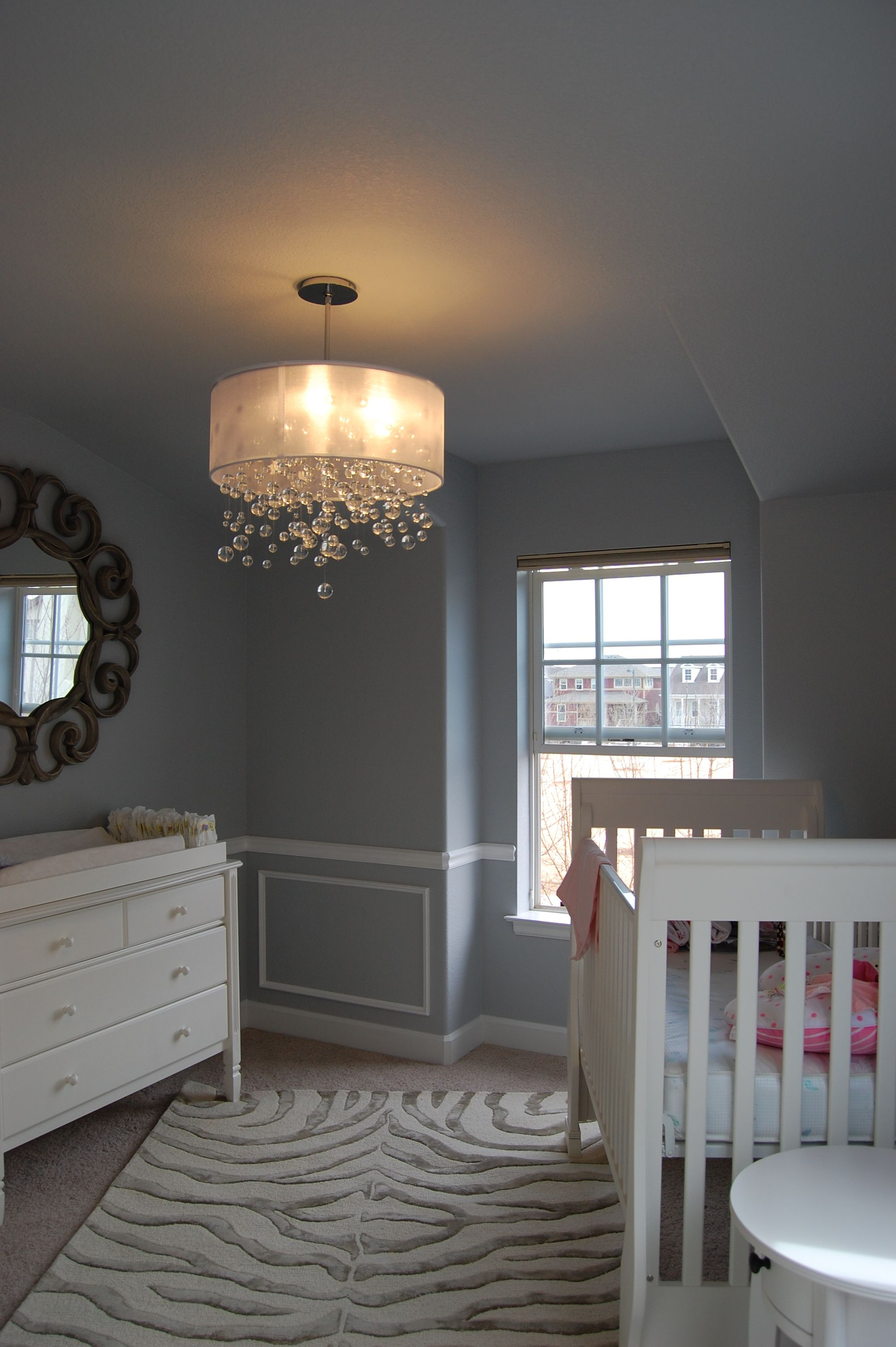Light fixture Modern baby room, Baby room lighting, Baby