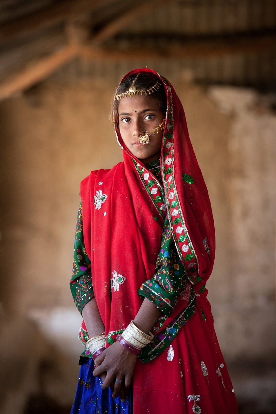 Faces from Around the World | India