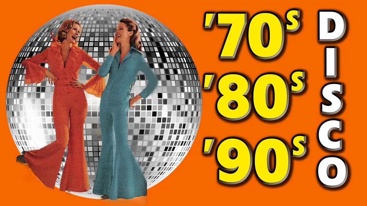 Nonstop Disco Hits 70 80 90 Greatest Hits Best Eurodance Megamix