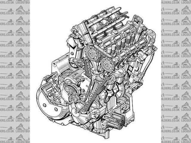 Hayabusa Engine Diagram Wiring Diagram