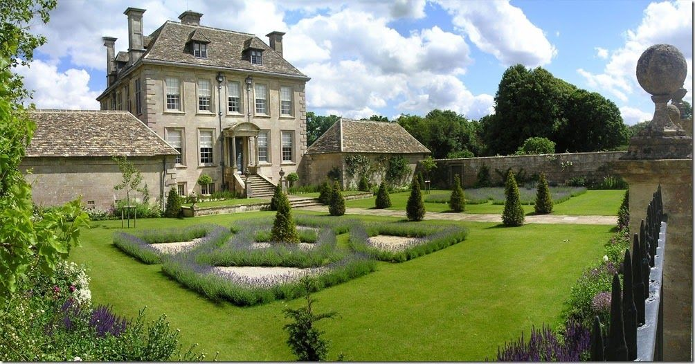 English Manor House - Nether Lypiatt Manor is a compact, neo-Classical manor house situated in the parish of Thrupp, near Stroud in Gloucestershire. It was formerly the country home of Prince and Princess Michael of Kent...