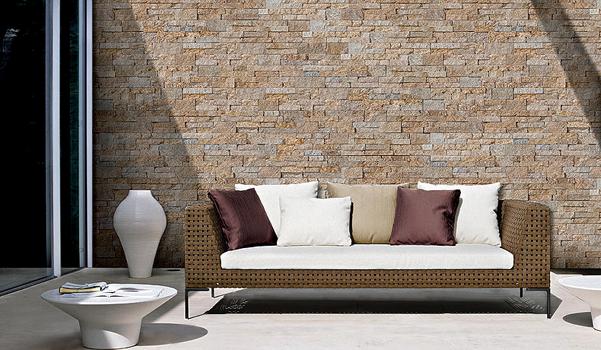 Decopanel paneles de piedra para decoraci n interior for Piedra natural para paredes interiores