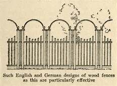 rustic modern fences - Yahoo Image Search Results