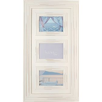 Nicole Miller White Wooden Photo Frame Home Sweet Home