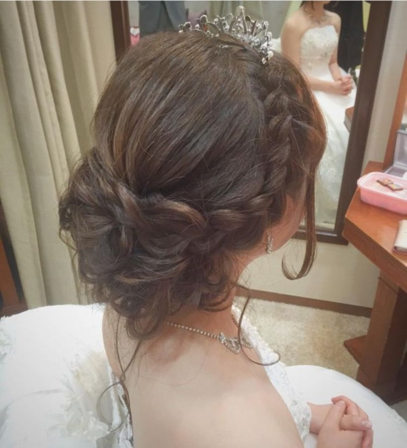 Hairstyle For Attending Wedding: 43 The Best Women Hairstyle To Attend The Fall Party