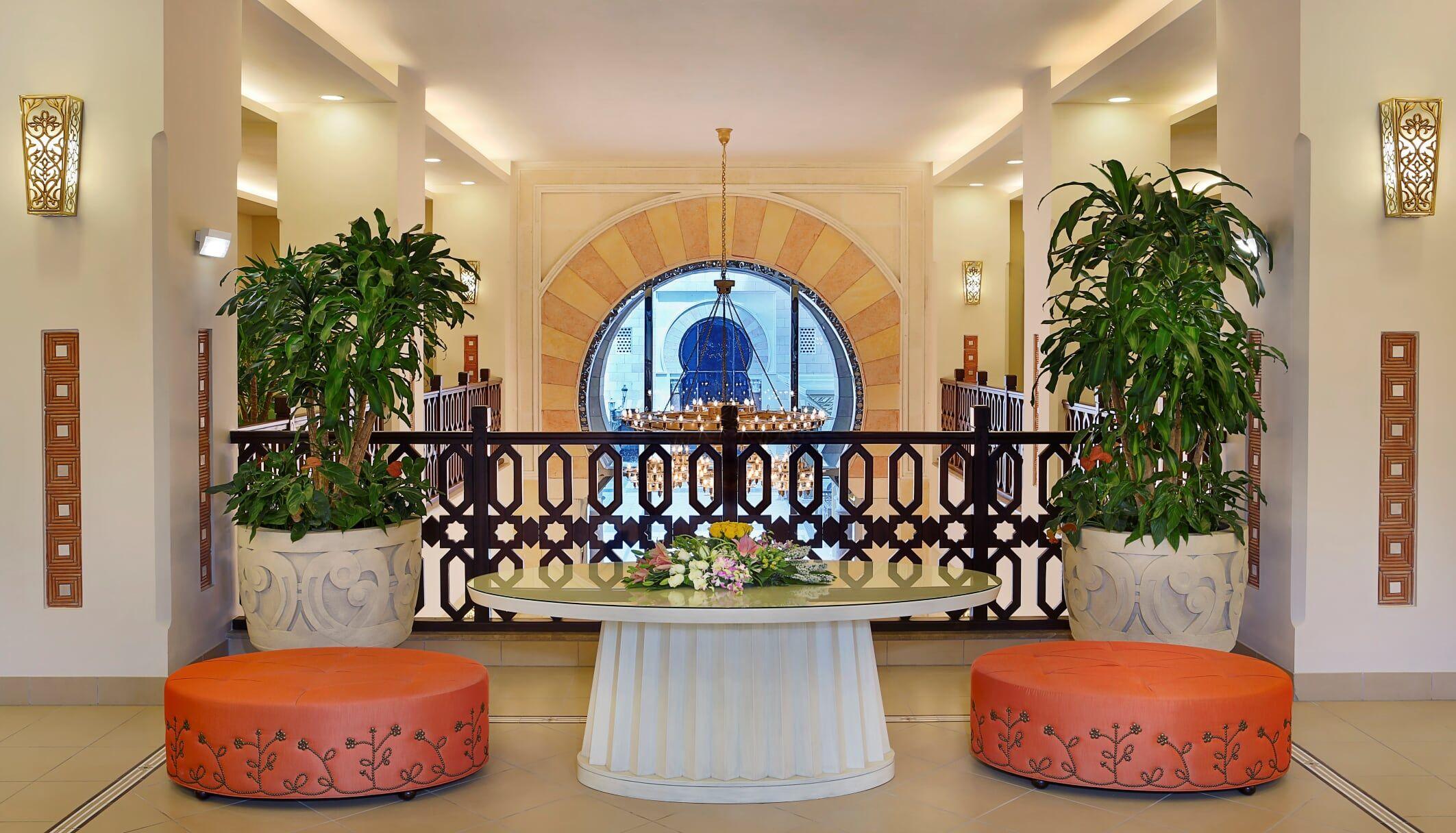 Seating Anjum Hotel Makkah Hotel Architecture Design