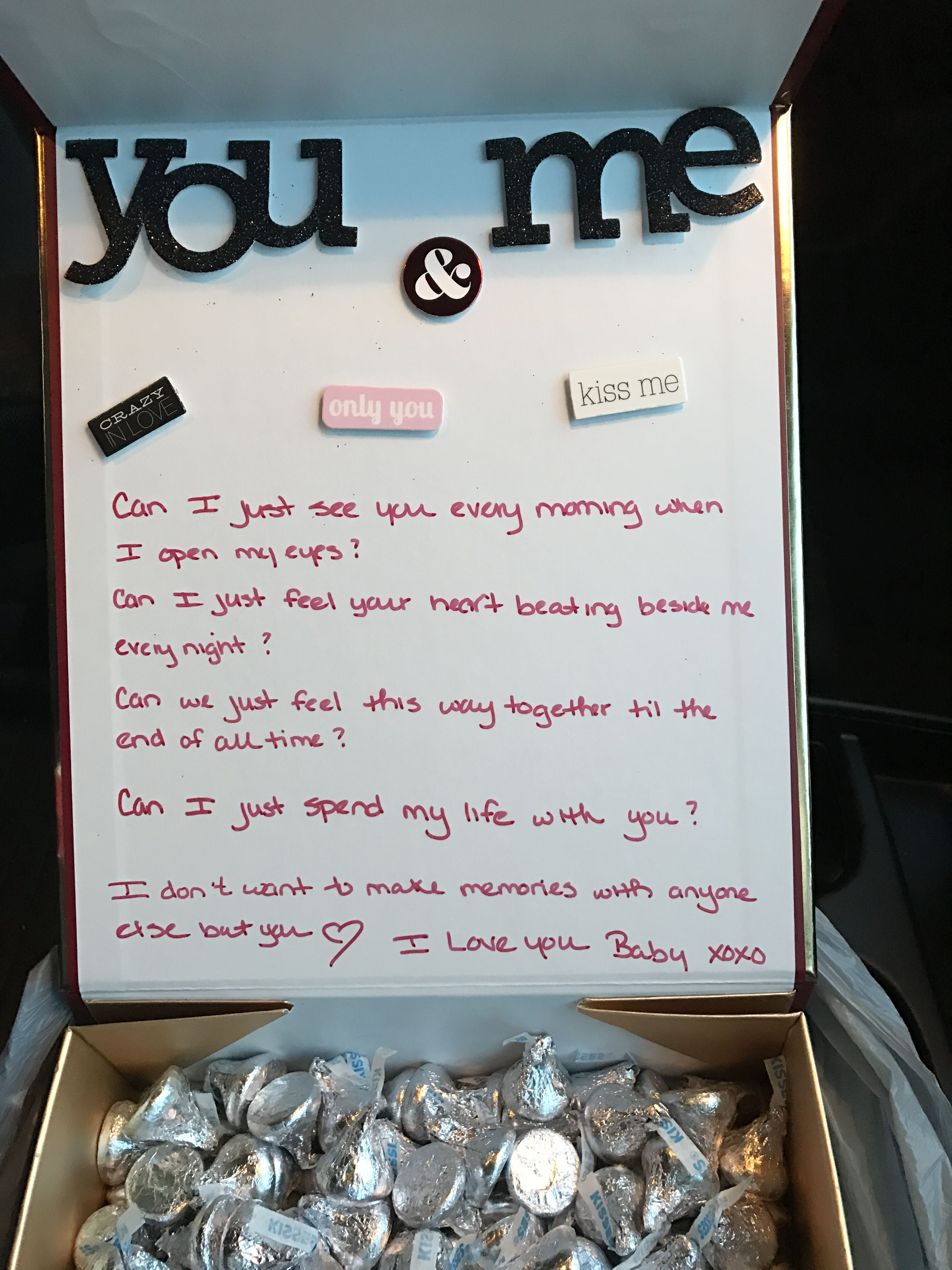 My Way Of Presenting A Promise Ring Cute Promise Rings Promise Ring Quotes Promise Rings For Him