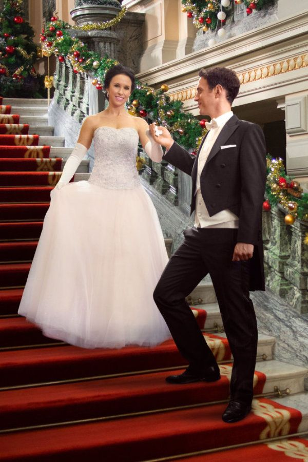 The Princess Bride: Lacey Chabert wore this luxe bridal ...