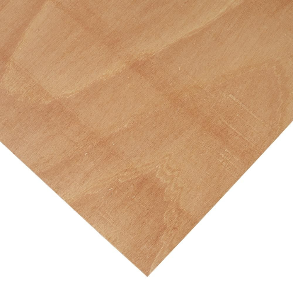 Columbia Forest Products 1 4 In X 4 Ft X 4 Ft Purebond Radius Bending Plywood Project Panel 4148 Bending Plywood Plywood Projects Project Panels