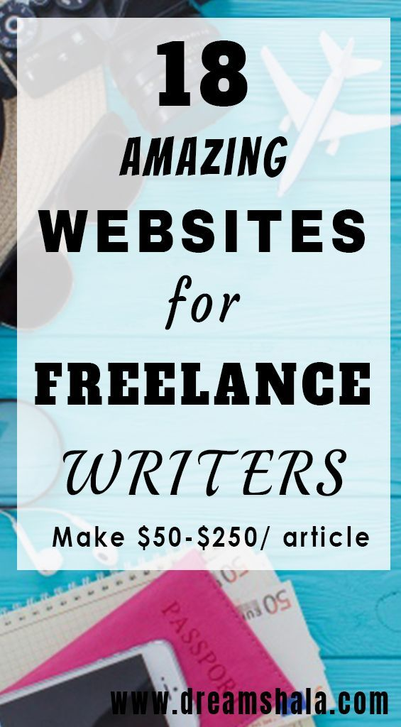 best sites to write for money