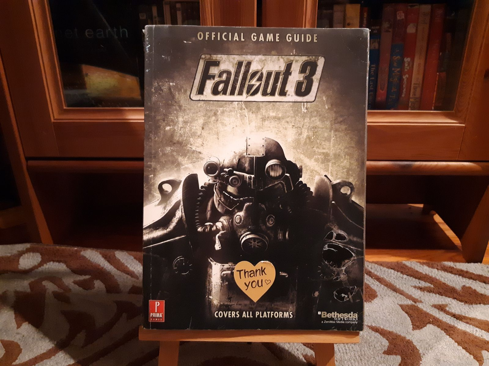 Fallout 3 Official Game Guide Mercari In 2020 Gamecube Game
