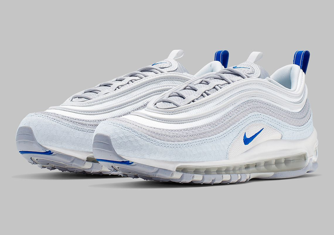 Nike Air Max 97 Racer Blue White 312834 009 Release Info