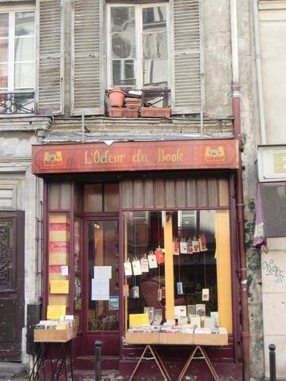 bookstore...