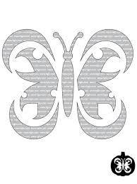 pumpkin template butterfly  butterflies pumpkin carving patterns - Google Search ...