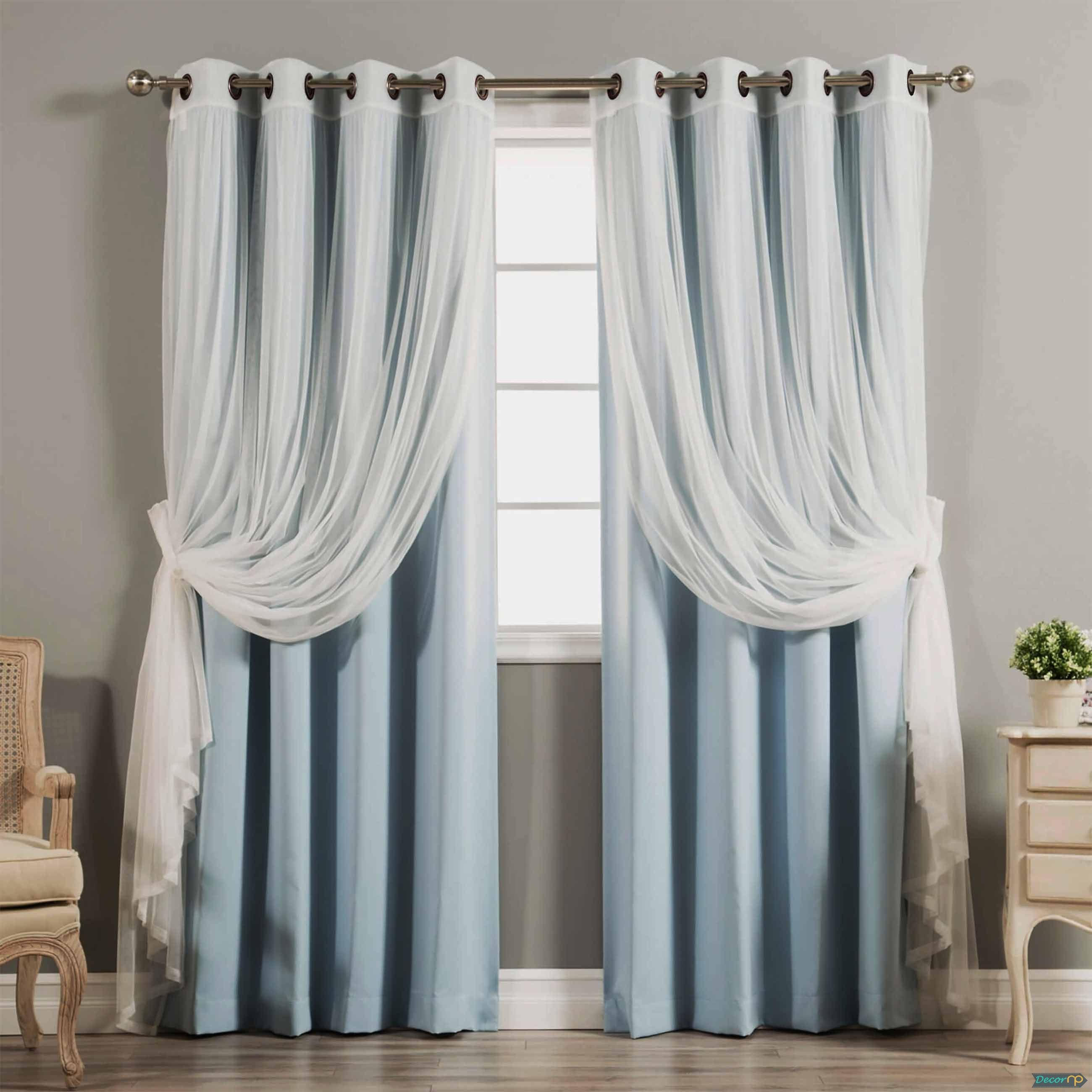 Breathtaking Living Room Curtains Models Images - Exterior ideas 3D ...