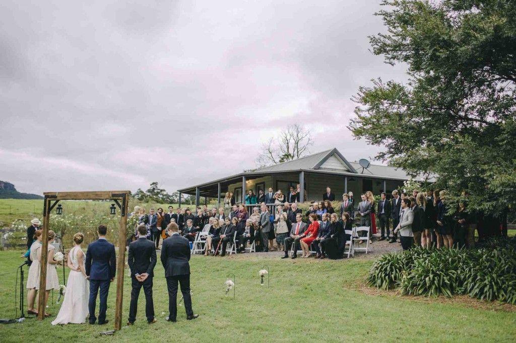 Spring grove dairy wedding
