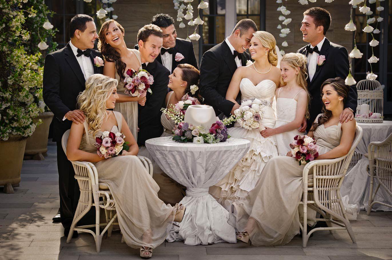 Фотографии свадеб людей из высшего общества