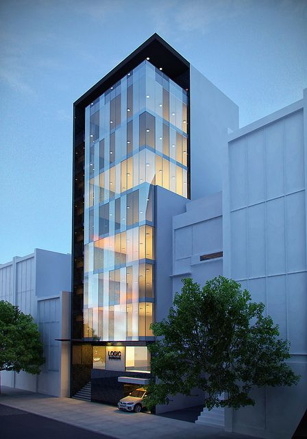 office building | .Architecture 01 | Office Building ...