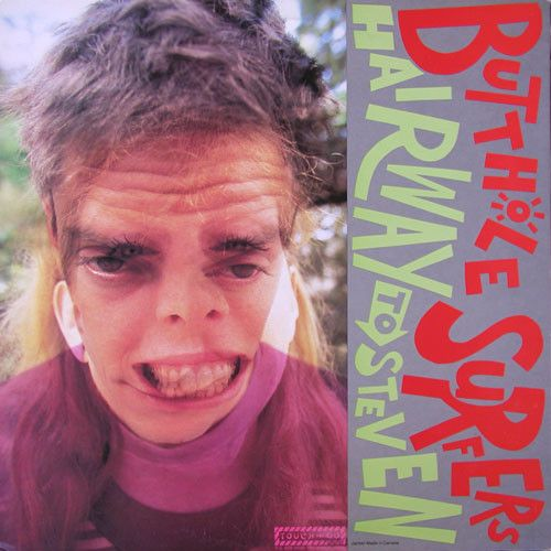 Hairway to steven by Butthole Surfers, LP with rockstation - Ref ...